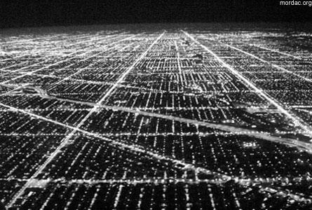 Zoka Zola, Plan for 21st century Chicago, grid of Chicago